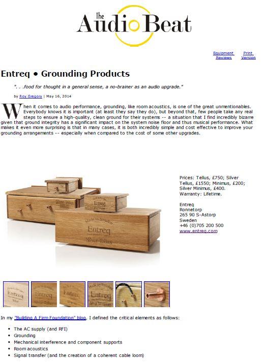 AudioBeat Grounding Box reviews