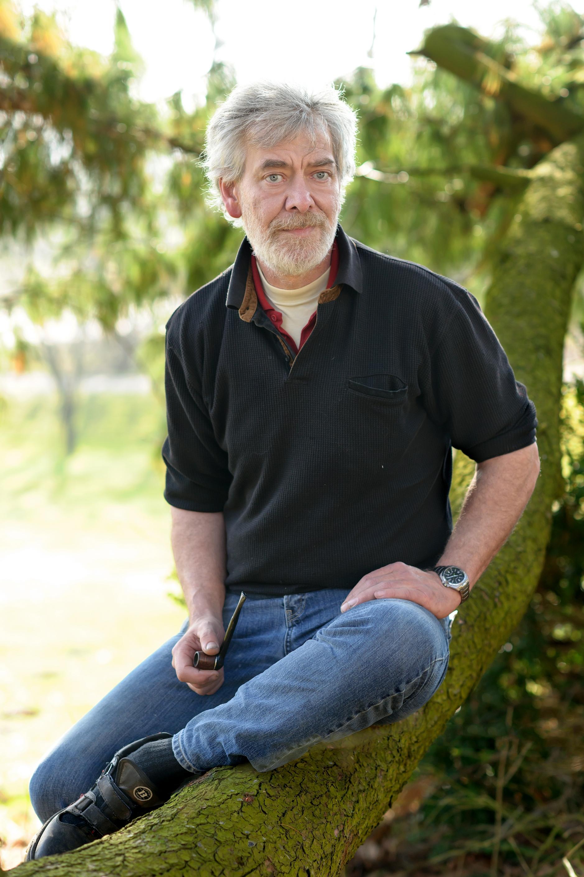 音樂農夫創始人 Per-Olof Friberg